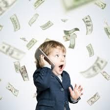 παιδι και χρηματα